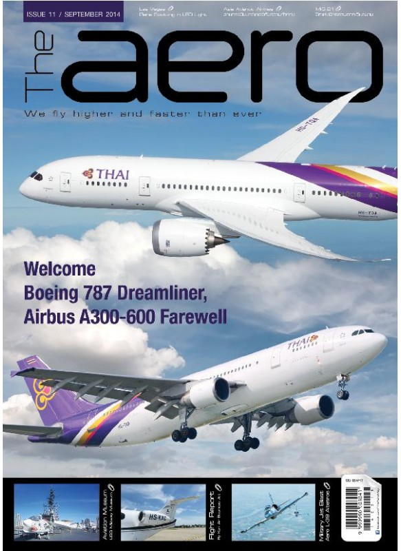 The aero Issue 11 / September 2014