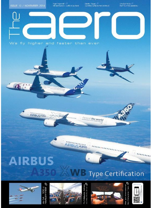 The aero Issue 13 / November 2014