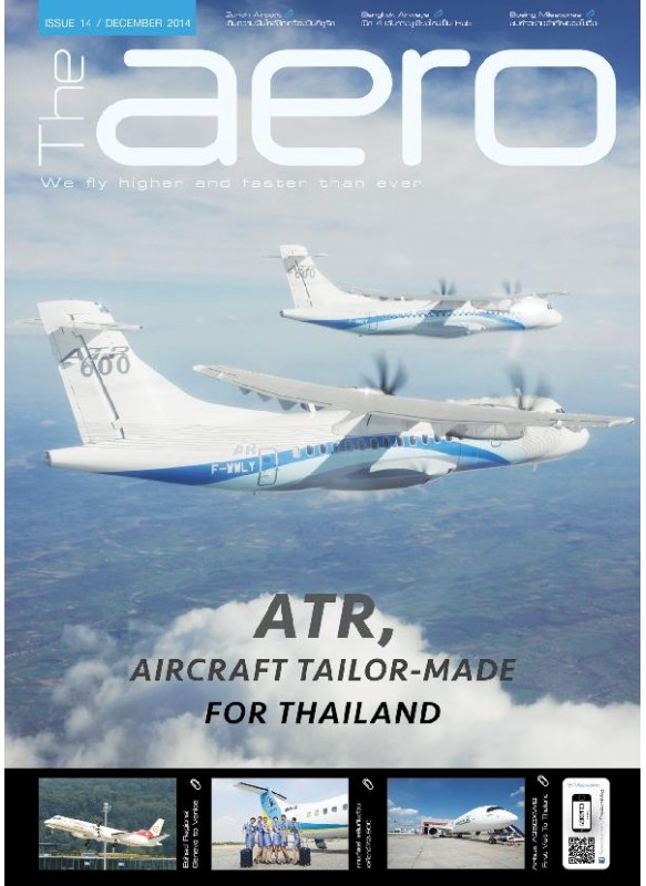 The aero Issue 14/ December 2014