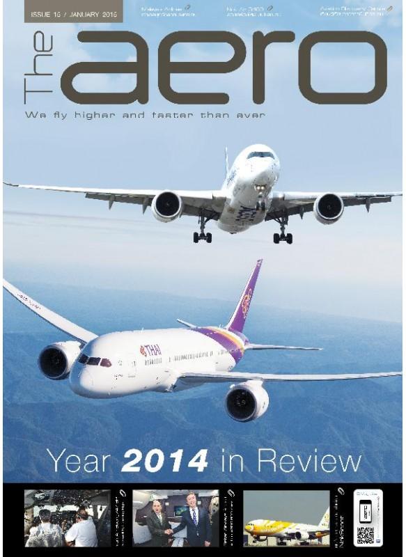 The aero Issue 15 / January 2015