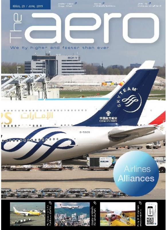 The aero Issue  20/ June 2015