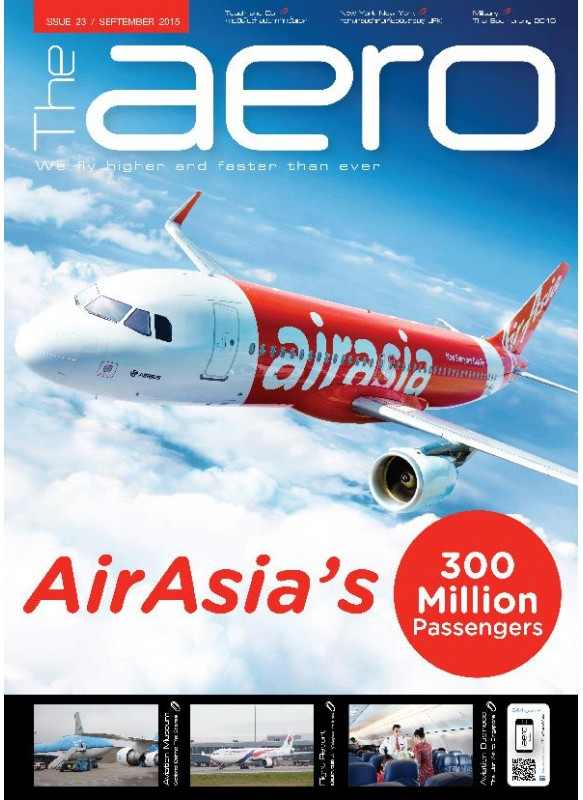 The aero Issue 22/August 2015