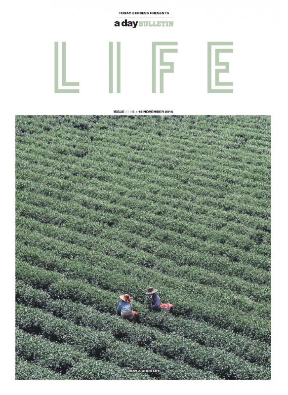 a day BULLETIN LIFE ISSUE87