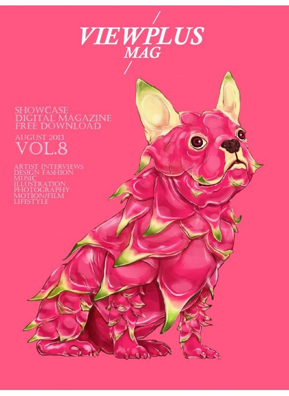 VIEWPLUSMAG Vol.8 August 2013