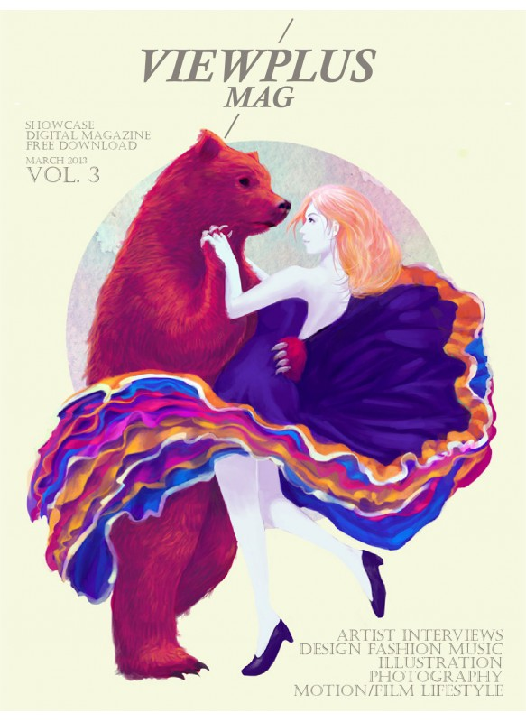 VIEWPLUSMAG Vol.3 March 2013