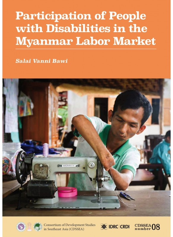 Participation of People with Disabilities in the Myanmar Labor Market