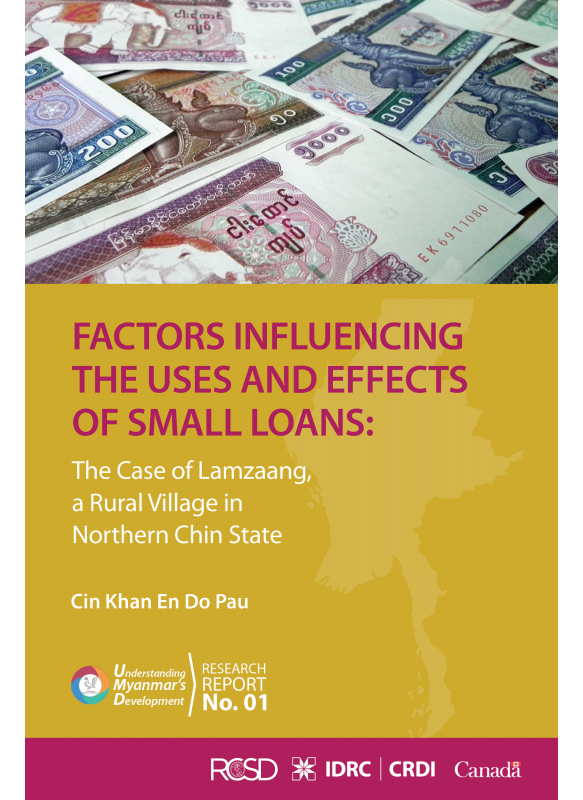 UMD 01 Factors Influencing the Uses and Effects of Small Loans