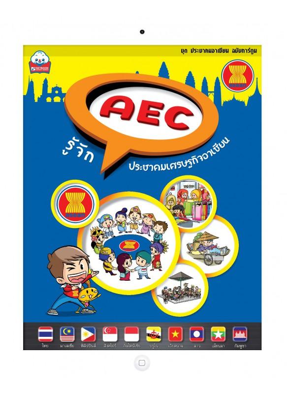 รู้จักประชาคมเศรษฐกิจอาเซียน AEC